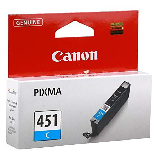 Canon CLI-451 Ink Cartridge - Cyan