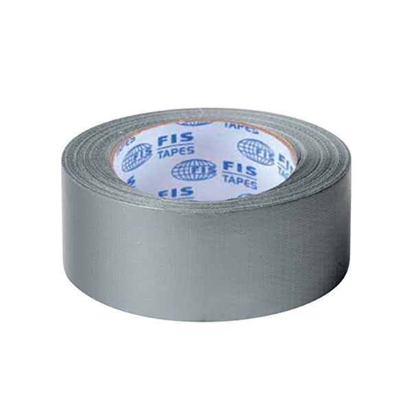 FIS Duct Tape 2in x 20yds FSTA2X20DTGY - Grey (pc)