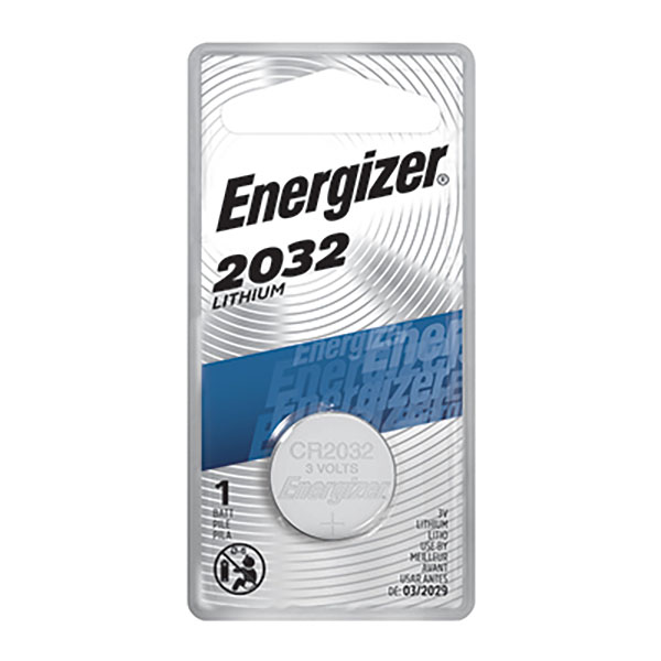 Energizer CR2032 3V Battery (pc)