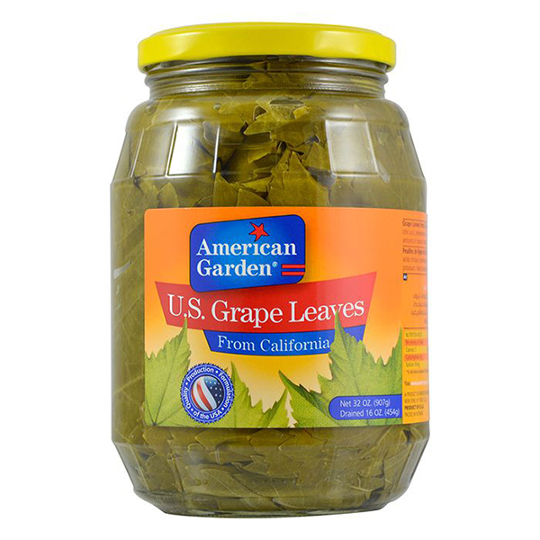 Buy American Garden Grape Leaves 32oz Online Aed 24 70 From Bayzon
