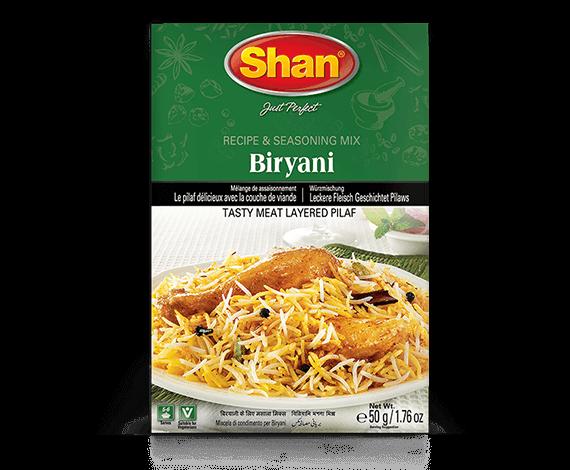 Shan Biryani Masala Mix - 50g