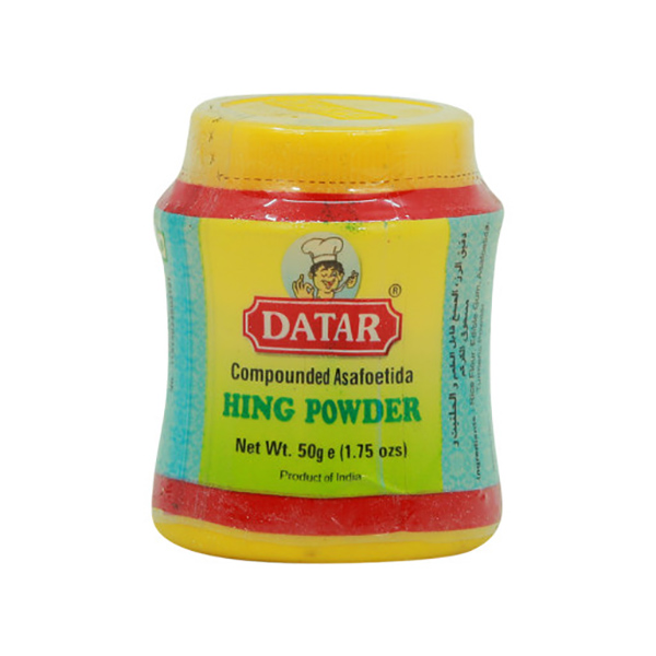 Datar Asafoetida (kayam) Powder 50g