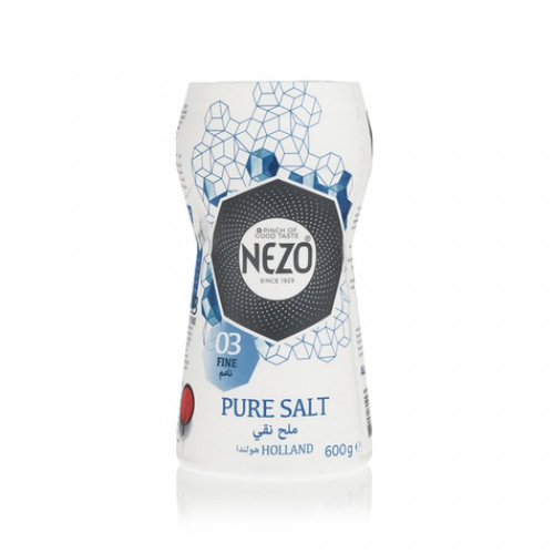 Nezo Salt Bottle Blue 600g