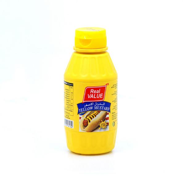 Real Value Mustard Paste 9oz