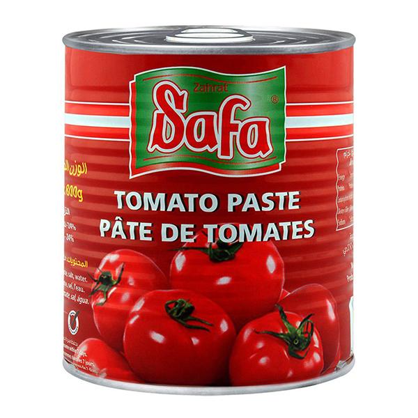 Safa Tomato Paste - 800g