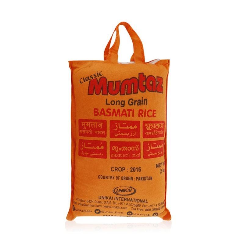 Mumtaz Basmati Rice 2kg
