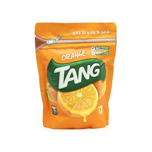 Tang Orange Pouch 500g