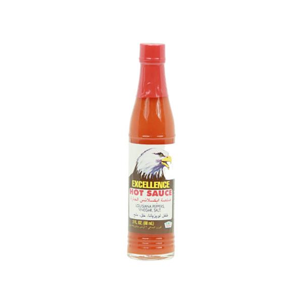 Hot Sauce Excellence Medium 88ml