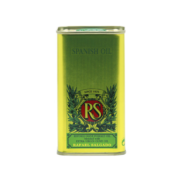 RS Olive Oil Tin 400ml