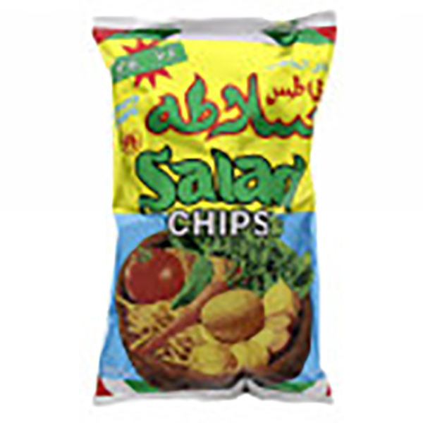 Salad Chips Family 6x75g