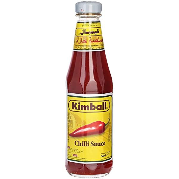 Kimball Chilli Sauce 325g