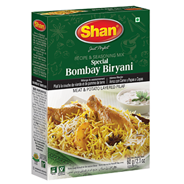 Shan Bombay Biriyani - 60g