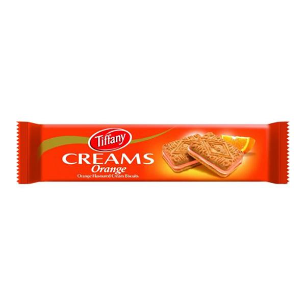 Tiffany Orange Cream Biscuit - 24x90gm