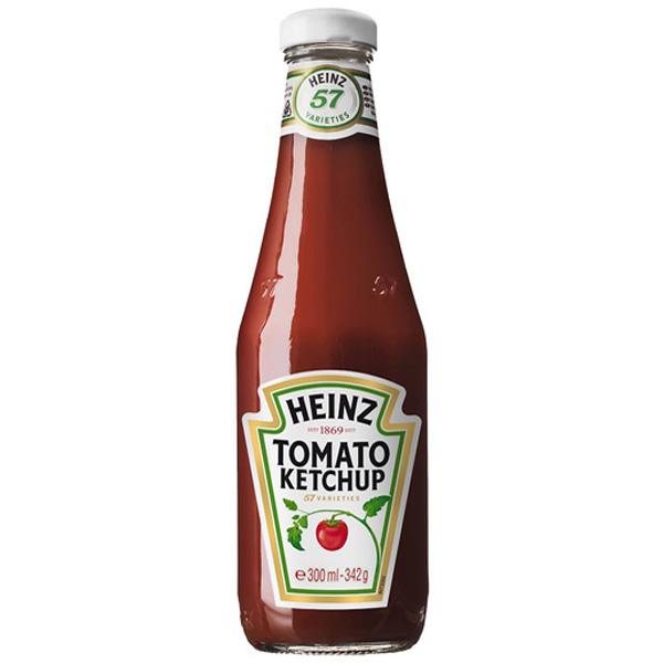 Heinz Tomato Ketchup - 300gm