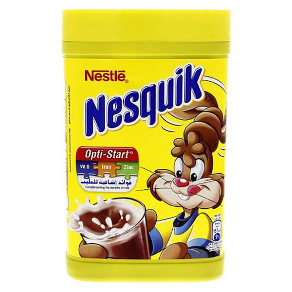 Nesquik Cocoa Powder Sweetened - 450gm