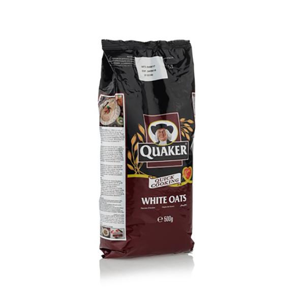 Quaker Oats Foil Bags - 500g