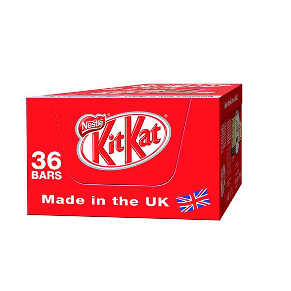 Kit Kat 2 Finger - 36x20.5gm