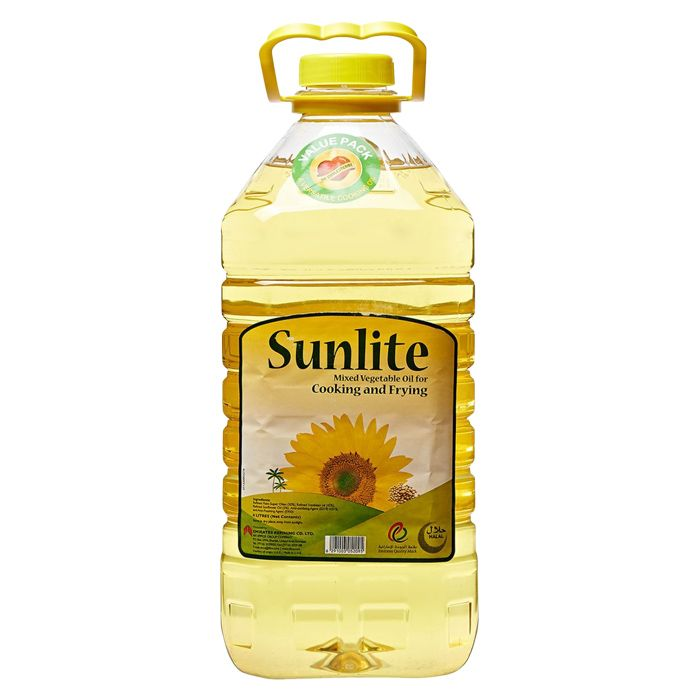 Sunlite Cooking Oil 4ltr