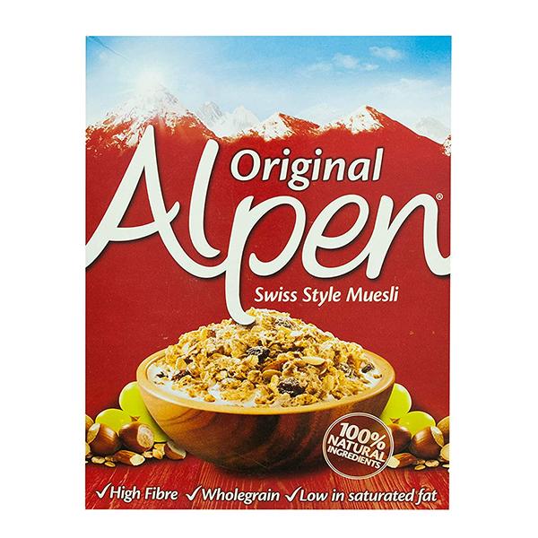 Alpen Swiss Style Muesli - 625gm