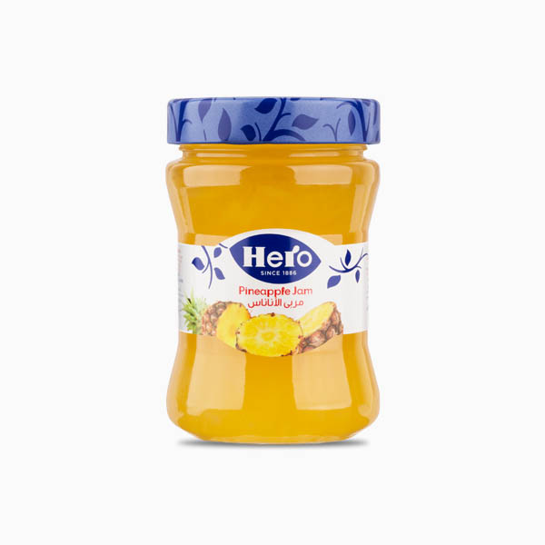 Hero Pineapple Jam - 340gm