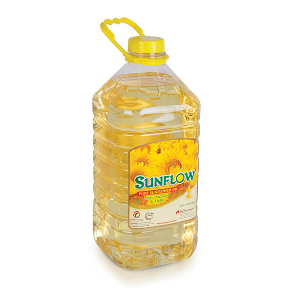 Sunflow Sunflower Oil - 4L