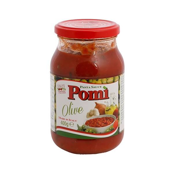 Pomi Olive Pasta Sauce Jar - 400gm