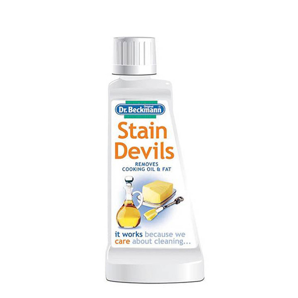 Dr. Beckmann Stain Devil Cooking Oil & Fat Remover - 50ml
