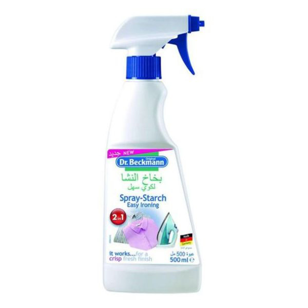 Dr. Beckmann Spray Starch & Easy Ironing - 500ml