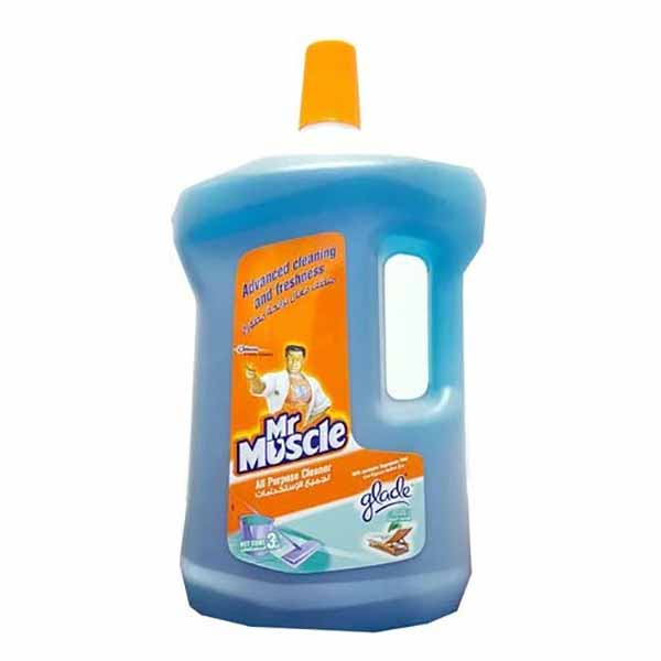 Mr. Muscle Ocean Escape All Purpose Cleaner - 3L