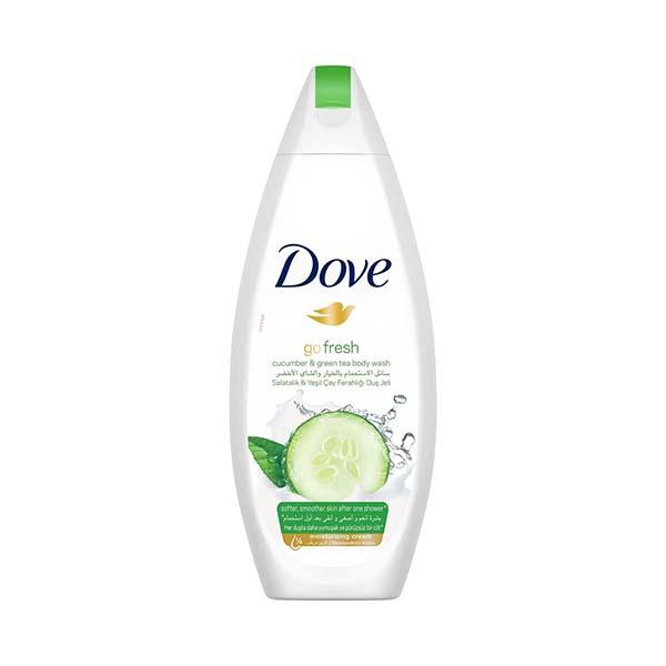 Dove Go Fresh Body Wash Cucumber - 250ml