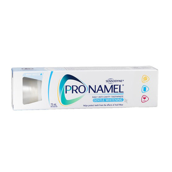 Sensodyne Toothpaste Pronamel Gentle Whitening - 75 ml