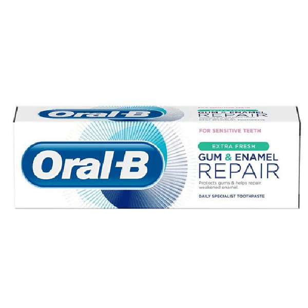 Oral-B Gum and Enamel Repair Extra Fresh - 75ml