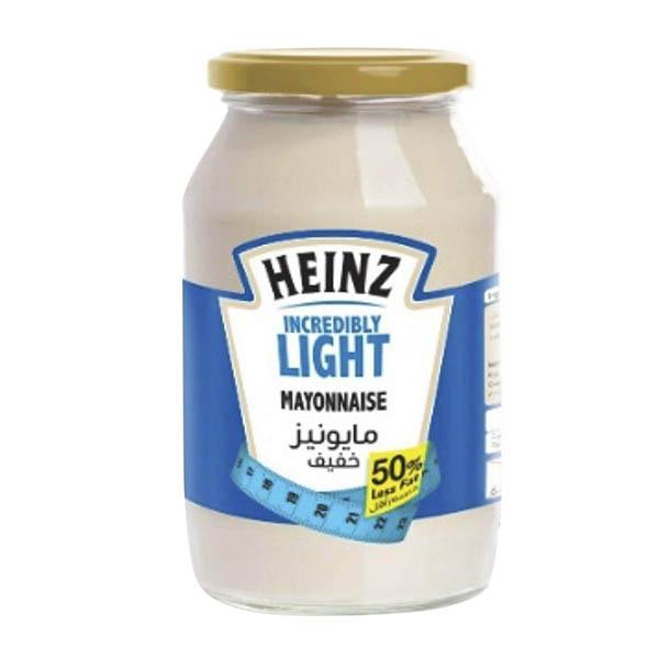 Heinz Incredibly Light Mayonnaise - 940gm