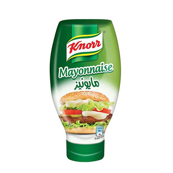 Knorr Mayonnaise - 532ml