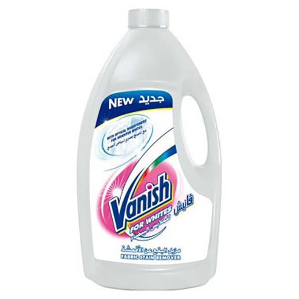 Vanish Stain Remover Liquid White - 3L