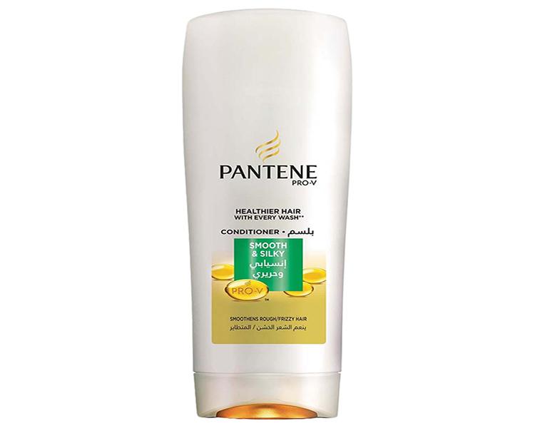 Pantene Pro-V Smooth & Silky Conditioner - 360 ml