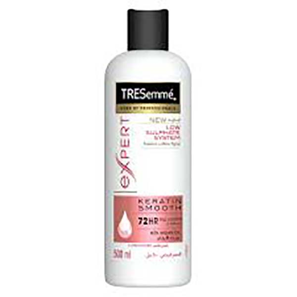 Tresemme Conditioner Keratin Smooth with Argan Oil - 500 ml