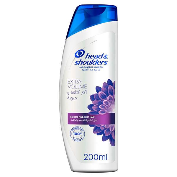 Head & Shoulders Extra Volume Anti-Dandruff Shampoo - 400ml