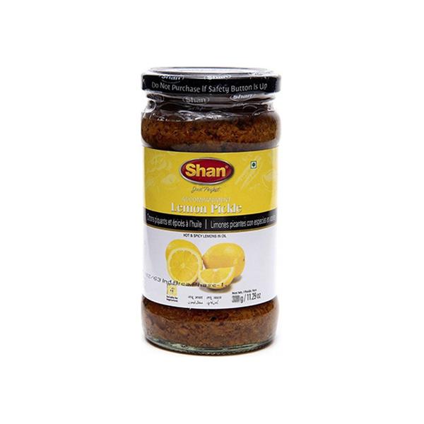 Shan Lemon Pickle - 320gm