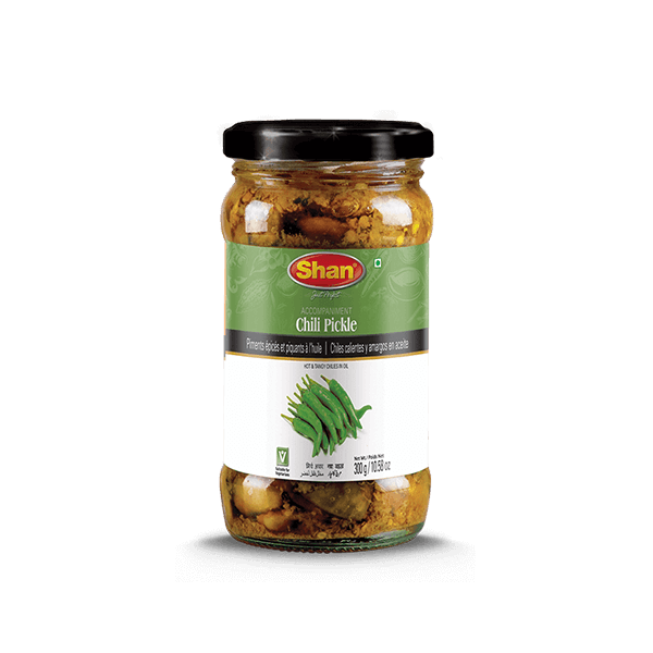 Shan Chilli Pickle - 300gm