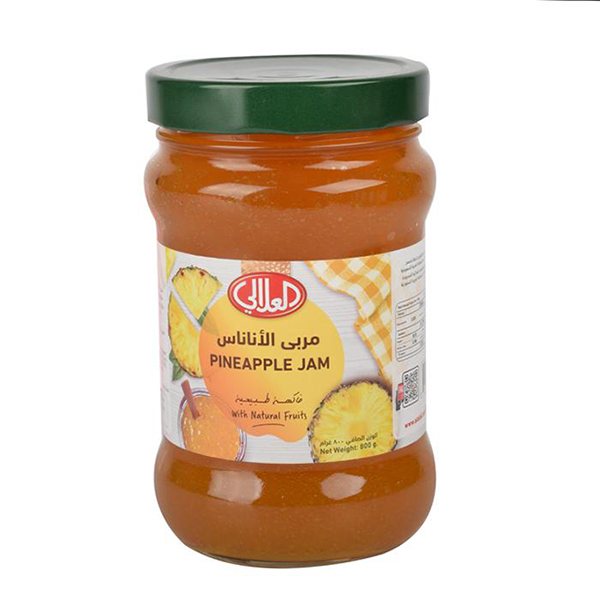 Al Alali Pineapple Jam - 800gm