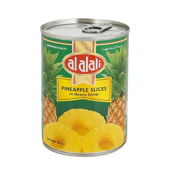Al Alali Standard Pineapple Slices - 567gm