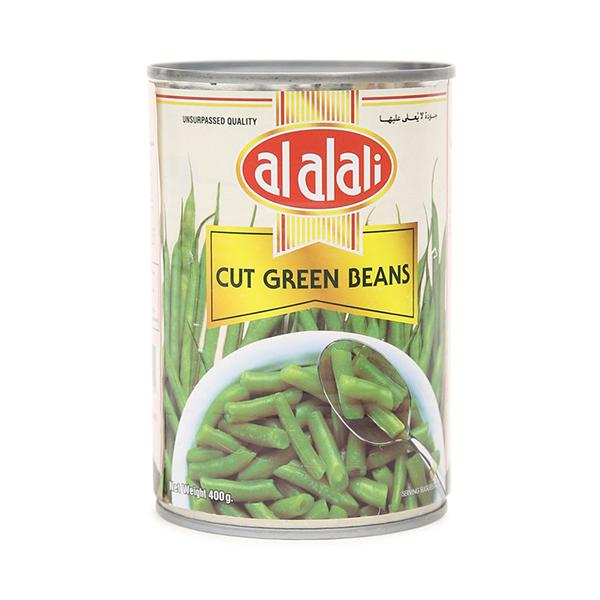 Al Alali Cut Green Beans - 400gm
