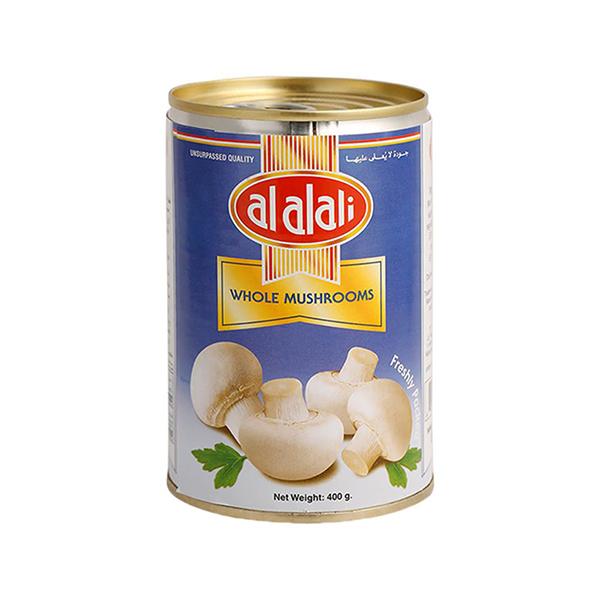 Al Alali Whole Mushrooms - 400gm