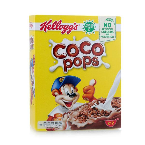 Kellogg's Coco Pops - 375gm