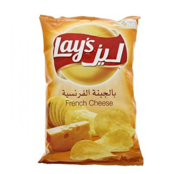 Lays Cheese Potato Chips - 170gm