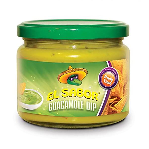 El Sabor Guacomole Dip - 300gm