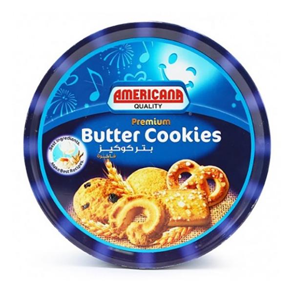 Americana Premium Butter Cookies - 908gm