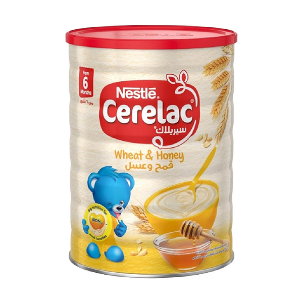 Nestle Cerelac Infant Cereal Wheat & Honey - 1kg