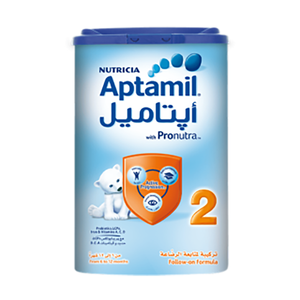 Aptamil 2 Follow On Formula Milk - 400g